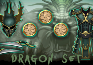 "Скачать мод ""Dragon Set"" в Shadow Fight 2 на андроид"