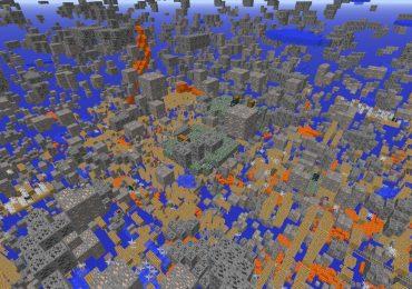 XRAY MOD - Minecraft PE